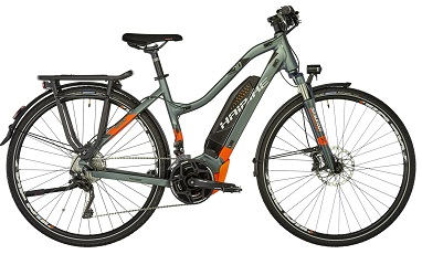 E-touring bikes
