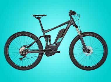E-Bikes Fully