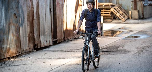 Marin Urban Bikes