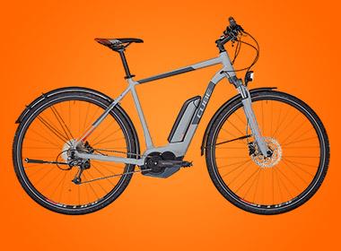 E-Hybrid Bikes