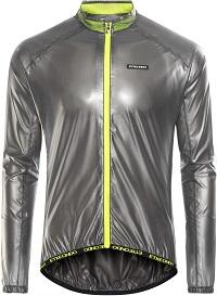 Rain bike jackets