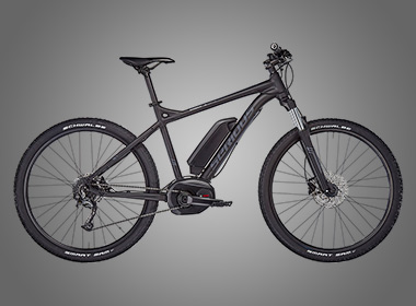 E-Bikes Hardtail